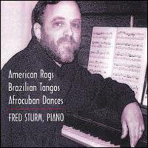 American Rags Brazilian Tangos Afrocuban Dances