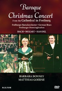 Baroque Christmas Concert From the Cathedral in Freiburg