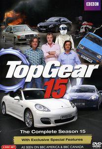 Top Gear 15: The Complete Season 15