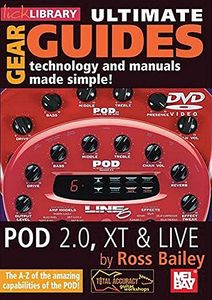 Gear Guides: Pod 2.0 Xr & Live for Guitar