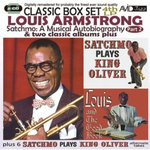 Satchmo: A Musical Autobiography, Vol. 2
