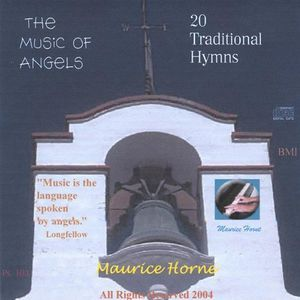 Music of Angels: 20 Traditional Hymns