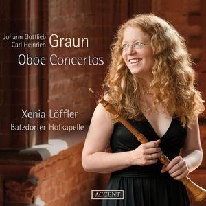 Oboe Concertos