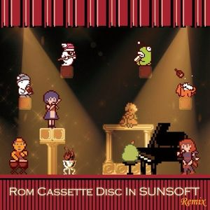 Rom Cassette Disk In Sunsoft R (Original Soundtrack) [Import]