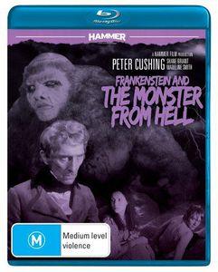 Hammer Horror-Frankenstein & the Monster From Hell [Import]