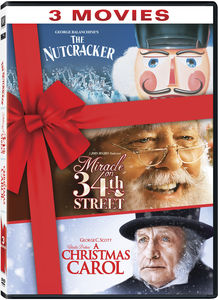 The Nutcracker /  Miracle on 34th Street /  a Christmas Carol