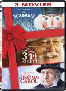 The Nutcracker /  Miracle on 34th Street /  a Christmas Carol
