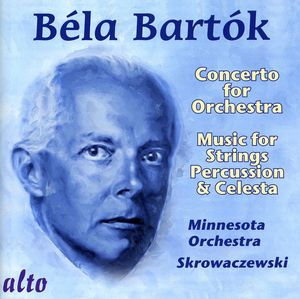 Concerto for Orch /  Music for Strings /  Percussion