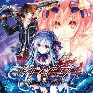 Fairy Fencer F Original Soundt (Original Soundtrack) [Import]