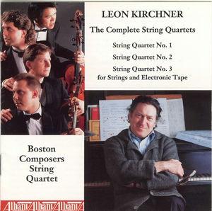 String Quartet (complete)