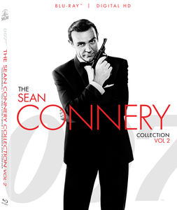 The Sean Connery Collection: Volume 2