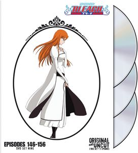 Bleach Uncut Box Set: Volume 9