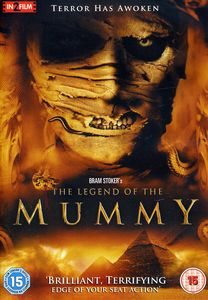 Legend of the Mummy [Import]
