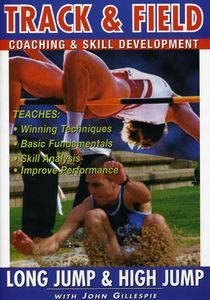Track and Field: Long Jump and High Jump With John Gillespie
