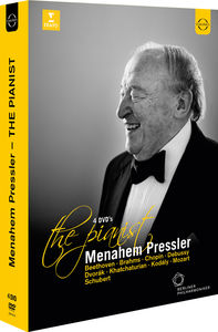 Menahem Pressler: The Pianist