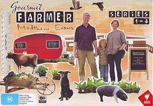 Gourmet Farmer: Series 1-4 [Import]