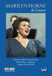 Marilyn Horne in Concert