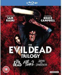 The Evil Dead Trilogy [Import]