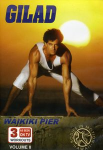 Gilad: Bodies in Motion Waikiki Pier Workout