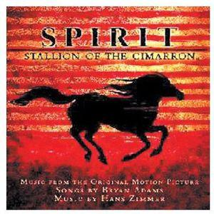 Spirit: Stallion of the Cimarron (Score) (Original Soundtrack)