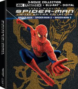 Spider-Man (2002) /  Spider-Man 2 (2004) /  Spider-Man 3 (2007)