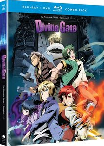 Divine Gate: The Complete Series