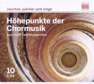 Choral Music from Five Centuries /  Various