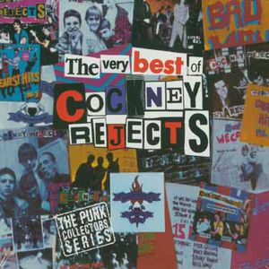 The Very Best Of Cockney Rejects [Import]