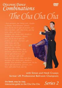 Discover Dance Combinations: The Cha Cha, Series 2