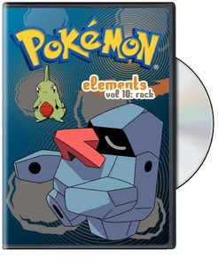 Pokemon Elements: Volume 10: Rock
