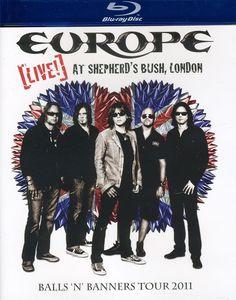 Live! At Shepherd's Bush London
