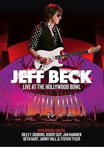 Jeff Beck: Live at the Hollywood Bowl [Import]