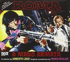 Roma a Mano Armata (The Tough Ones) (Original Soundtrack) [Import]