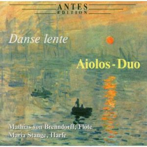 Danse Lente /  Sontata la Flute Du Pan Op 15