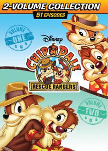 Chip 'n Dale Rescue Rangers, Vol. 1 And 2