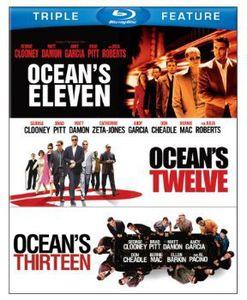 Ocean's Eleven (2001)/ Ocean's Twelve/ Ocean's Thirt