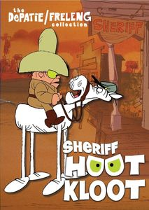 Sheriff Hoot Kloot (The DePatie /  Freleng Collection)