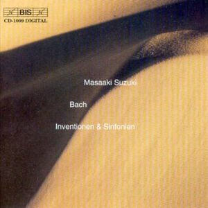 Inventions & Sinfonias BWV772-801