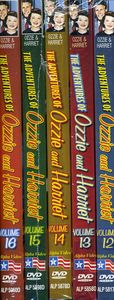 The Adventures of Ozzie & Harriet: Volumes 12-16