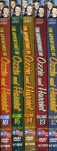 The Adventures of Ozzie & Harriet: Volumes 12-16