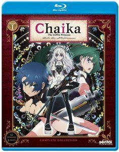 Chaika: Coffin Princess 1
