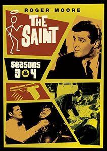 The Saint: Seasons 3 & 4