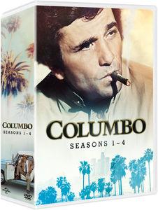 Columbo: Seasons 1-4