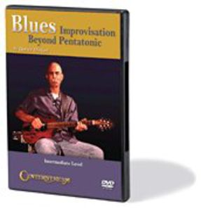 Blues Improvisation Beyond Pentatonic