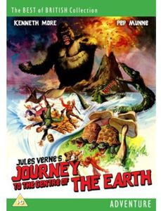 Journey to the Centre of the Earth [Import]