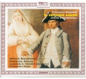 Il Vecchio Avaro /  Opere Strumentali