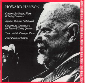 Howard Hanson An American Romantic