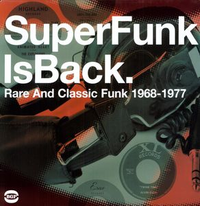 Super Funk Is Back Vol 5: Rare & Classic Fun /  Various [Import]