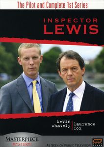 Inspector Lewis: The Pilot and Complete 1st Series