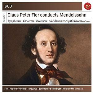 Claus-Peter Flor conducts Mendelssohn